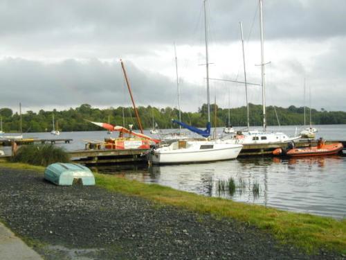 Lough Erne YC berth